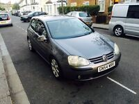 2005 Volkswagen Golf 1.9 TDI (SATNAV) FSH, MOT, NEW CLUTCH KIT & CAMBELT KIT