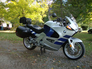 Well maintained BMW K1200RS