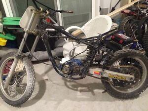 125cc Suzuki 1984