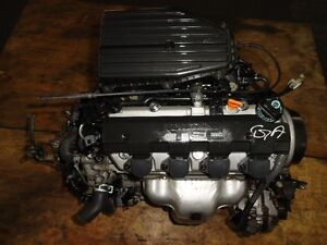 JDM HONDA CIVIC D17A 1.7L VTEC ENGINE, 5SPEED TRANNY, 2002-2005