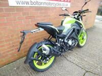 KEEWAY RKF125 MOTORCYCLE