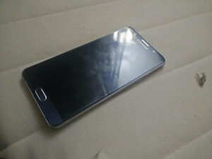 Mint condition blue Samsung Galaxy Note 5
