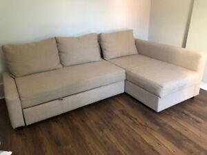 IKEA Friheten L Couch & Sofa Bed