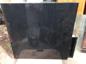Retro black table for sale