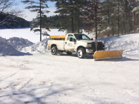 SNOW REMOVAL SERVICES!