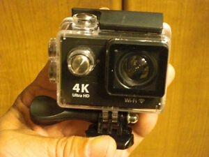 Action Cam Recorder, 4K, similar to GoPro4..NEW