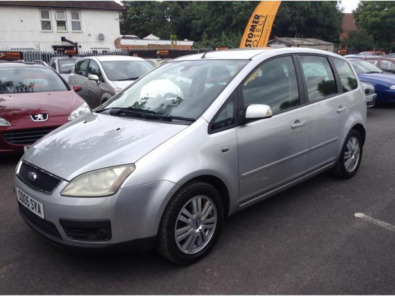 2005 ford focus c max 1 8 16v ghia 5dr in stechford west midlands gumtree. Black Bedroom Furniture Sets. Home Design Ideas