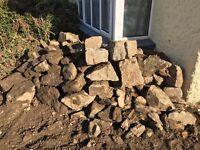 Cornish Dry Wall Stone