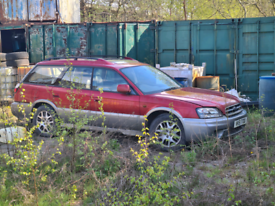 Subaru legacy outback h6 3.0