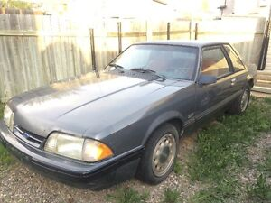 1989 Ford Mustang 5.0 Coupe (2 door)