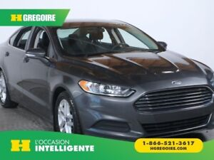 2015 Ford Fusion SE GR ELECT MAGS BLUETOOTH CAMERA RECUL
