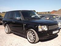 2004 Land Rover Range Rover 4.4 V8 Autobiography 5dr