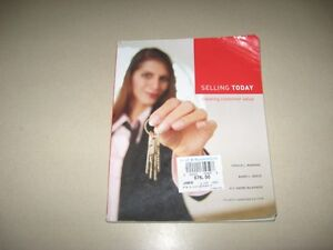 Selling Today: Creating Customer Value – University Text Book