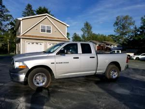 2012 Dodge Ram 1500 4x4