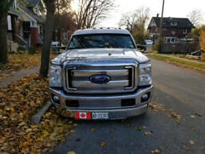 2016 Ford F350 Dually