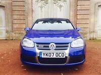 VW Golf R32 dsg 07 plate. Fully loaded from factory