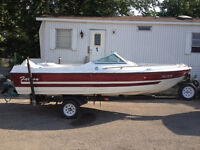 1987 17ft Bowrider - 140HP Evinrude Outboard  *REDUCED*
