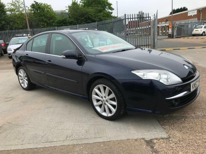 2007 57 renault laguna dynamique s 2 0 dci 150 fap auto any px welcome in lincoln. Black Bedroom Furniture Sets. Home Design Ideas