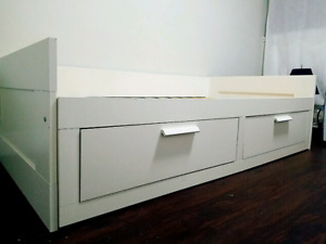 Ikea brimnes daybed. Only bed no mattress