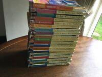 19 Famous Five books