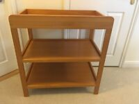 Obaby Country Pine Changing Table