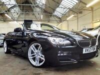 2012 BMW 6 Series 3.0 640d M Sport Auto 2dr
