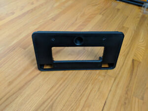 2012 - 2013 civic Coupe license plate holder
