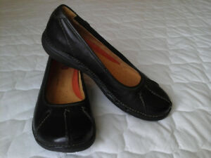 Chaussures Clarks en cuir / Clarks leather shoes