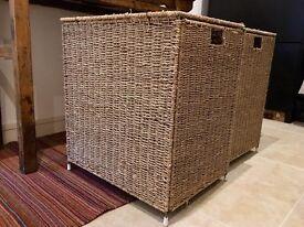 Seagrass Storage / Laundry Baskets