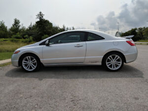 2006 Honda Civic Si Coupe - 6 Manual - Safetied - Certified