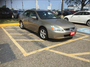 2005 Honda Accord EX Sedan