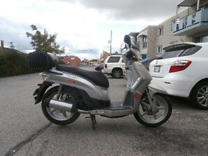 Kymco  Peoples..Gas 200cc
