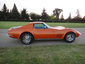 1972 Corvette Stingray, NUMBERS MATCHING