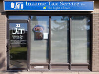Income Tax Service including Instant Tax Refunds!