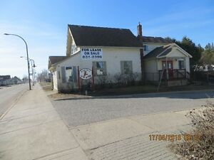 Building, for Lease or Sale - downtown, Main St. Stittsville