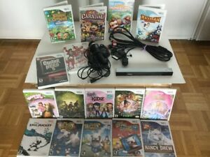 Nancy Drew, Guitar Hero Rayman, Rabbids, Princess, Bratz