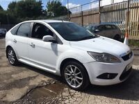 2008 FORD FOCUS ECONECTIC 1.6 DIESEL £30 ROAD TAX NEW SHAPE