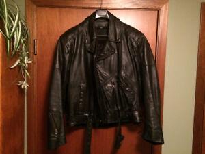Bristol leather jacket