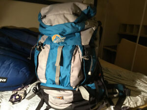 837f658b13 Alpine Lowe hiking   travel backpack