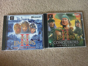 Age of Empires 2 - Plus Expansion.
