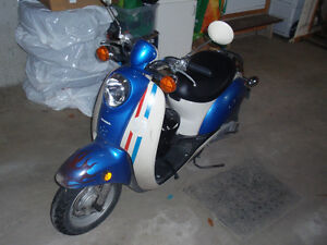 Scooter Honda Jazz 2008