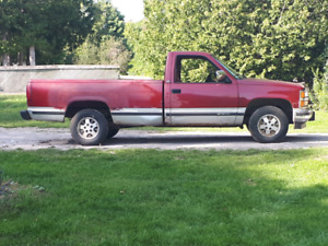 1992 chevy c1500 parts or fix