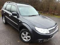 2008 SUBARU FORESTER 2.0 XS AUTOMATIC FACELIFT - MOT JANUARY 2019, DRIVES GREAT