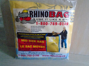 Garbage  Bag: Industryial Size, Versatile, Disposable