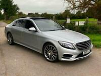 Mercedes-Benz S350 CDI ( Executive ) 7G-Tronic - Under Manufacturer Warranty!
