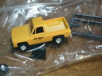 HO scale CP Rail pick up truck