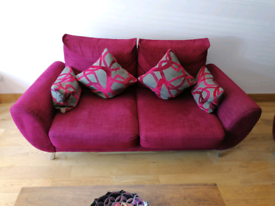 3 Seater Sofa's (2 available)