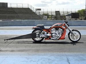 VRXSE  Harley Destroyer Drag Bike