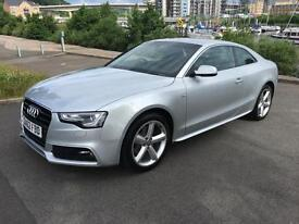 2012 AUDI A5 TDI S LINE S/S COUPE DIESEL