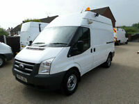 2010 Ford Transit T350 115 MWB, WORKSHOP, UTILITY, MAINTENENCE VAN, 110V OUTLETS